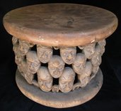 Stool from Cameroon